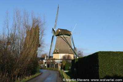 Vreeland, molen De Ruiter