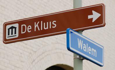 Als je de buurtschap Walem bezoekt, moet je ook zeker niet vergeten De Kluis te bezoeken, een kapel uit 1688, fraai gelegen in het Schaesbergerbos, waar gedurende tweeënhalve eeuw, tot 1930, ook daadwerkelijk kluizenaars hebben gewoond.
