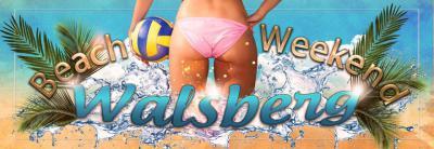 In een weekend in juli is er het jaarlijkse Beachweekend Walsberg. Het weekend omvat een feestavond op zaterdag en het beachvolleybaltoernooi op zondag.