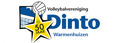 Volleybalvereniging Dinto in Warmenhuizen is opgericht in 1969 (d.w.z. verzelfstandigd vanuit de gymnastiekvereniging) en heeft daarom in 2019 het 50-jarig bestaan gevierd.