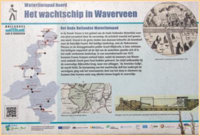 Een leuk verhaal, de moeite waard om dit even te lezen en je weet weer wat meer over Waverveen. Foto Jan Dijkstra.