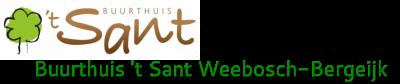 Buurthuis 't Sant is de bruisende 'huiskamer van de Weebosch', als plek voor o.a. sport, beweging en dans, activiteiten, bijeenkomsten en vergaderingen van verenigingen. Ook buitendorpse verenigingen kunnen er ruimtes huren.