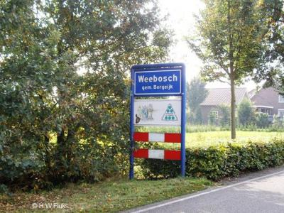 Weebosch is een dorp in de Brabantse Kempen