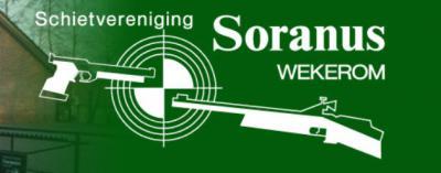 Een van de verenigingen in Wekerom is Schietvereniging Soranus. Een bijzondere vereniging met een bijzondere naam. Waar die naam vandaan komt kun je lezen op hun site (zie kopje 'Links').