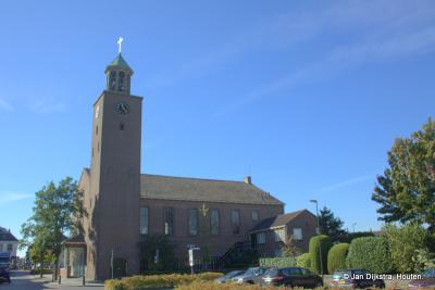 De Maranathakerk in Werkendam