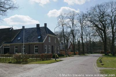 Westervelde, monumentale boerderij