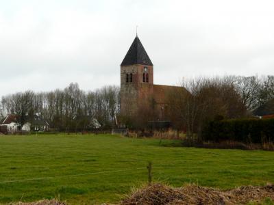 De kerk en toren van Westerwijtwerd dateren beide uit halverwege de 13e eeuw. De kerk is niet meer als zodanig in functie en in eigendom van de Stichting Oude Groninger Kerken.