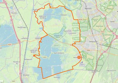 Wijdemeren is een gemeente in de provincie Noord-Holland, in de regio Gooi en Vechtstreek. De gemeente Wijdemeren is in 2002 ontstaan en omvat de dorpen Ankeveen, 's-Graveland, Kortenhoef, Nederhorst den Berg, Nieuw-Loosdrecht en Oud-Loosdrecht.