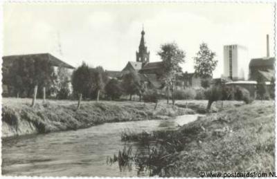 Wijlre, langs de Geul, 1963
