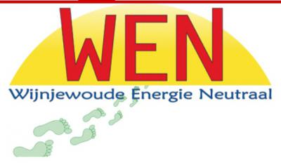 In 2015 is de coöperatie Wijnjewoude Energie Neutraal (WEN) opgericht. Doel van WEN is om als dorp in 2025 energieneutraal te zijn en voor wat betreft elektriciteit en gas volledig in eigen behoefte te voorzien middels zon, wind en biogas.