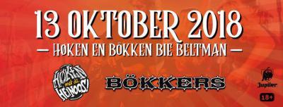 """Høken en Bökken bie Beltman in Wilp-Achterhoek (bij Stoeterij Beltmanshoeve) is volgens de site van het evenement """"Høken zoals het ooit bedoeld is: manege, muziek, en bier... alle ingrediënten voor een tof feest!"""""""