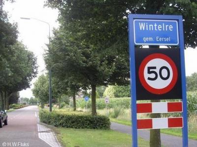 Wintelre is een dorp in de provincie Noord-Brabant, in de regio Zuidoost-Brabant, en daarbinnen in de streek Kempen, gemeente Eersel. T/m 1996 gemeente Vessem, Wintelre en Knegsel.