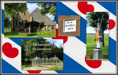 NW van Wirdum aan de Brédyk staat het Âld Barrahûs, dat nog herinnert aan de strategisch belangrijke stins Barrahuis die hier vroeger heeft gestaan, en waar veel belangrijke vergaderingen zijn gehouden en oorlogen zijn uitgevochten.