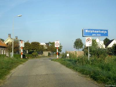 Wolphaartsdijk is een dorp in de provincie Zeeland, in de streek Zuid-Beveland, gemeente Goes. Het was een zelfstandige gemeente t/m 1969.