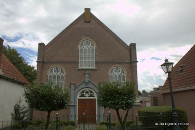 Wolvega, Doopsgezinde kerk