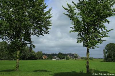 Landschap bij Wytgaard