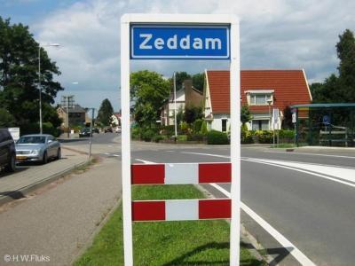Zeddam is een dorp in de provincie Gelderland, in de streek Liemers, gemeente Montferland. Het was een zelfstandige gemeente t/m 1820. In 1821 over naar gemeente Bergh, in 2005 over naar gemeente Montferland.