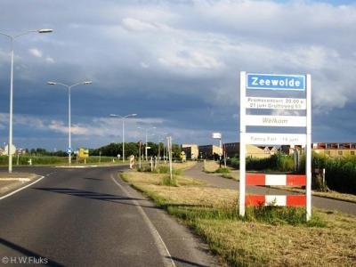 Zeewolde is een dorp en gemeente in de provincie Flevoland. De gemeente is opgericht in 1984 en is daarmee de jongste, niet door samenvoeging ontstane gemeente van Nederland.