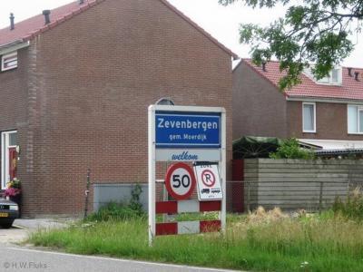Zevenbergen is een stad in de provincie Noord-Brabant, in de regio West-Brabant, en daarbinnen in de streek Baronie en Markiezaat, gemeente Moerdijk. Het was een zelfstandige gemeente t/m 1996.