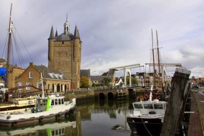 Zierikzee, Nieuwe Haven (© Jan Dijkstra, Houten)
