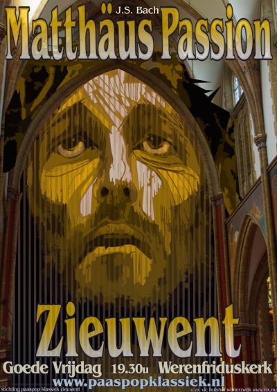 Maar ook het serieuze werk gaan ze in Zieuwent niet uit de weg: zo is er naast Popfestival Paaspop ook Paaspop Klassiek: een indrukwekkende vertolking van de Matthäus Passion in de al even indrukwekkende Sint Werenfriduskerk.