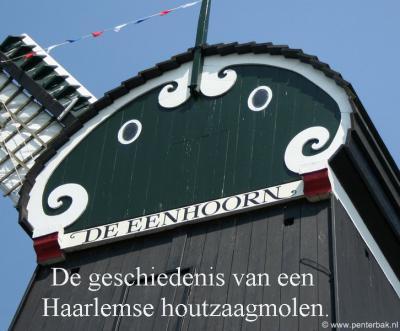 Molen De Eenhoorn in Zuid-Schalkwijk is 1 van de nog slechts 5 bewaard gebleven paltrokmolens in ons land. Wat er nu zo bijzonder is aan paltrokmolens in het algemeen en deze molen in het bijzonder, kun je lezen op de site van de molenaar.