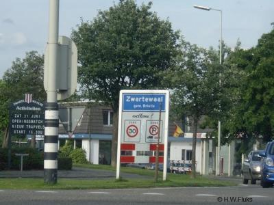 Zwartewaal is een dorp in de provincie Zuid-Holland, in de streek Voorne-Putten, gemeente Brielle. Het was een zelfstandige gemeente t/m 1979.