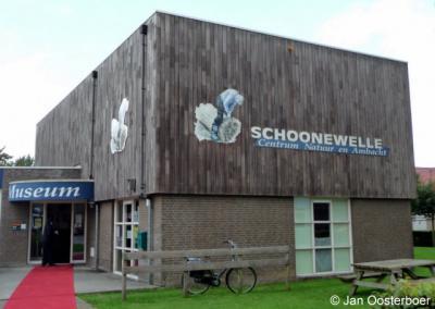 Schoonewelle, Museum voor Natuur en Ambacht, is gehuisvest in Sluuspoort Zwartsluis