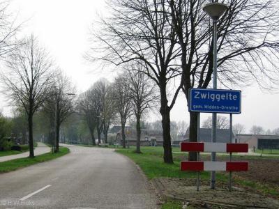 Zwiggelte is een dorp in de provincie Drenthe, gemeente Midden-Drenthe. T/m 1997 gemeente Westerbork.