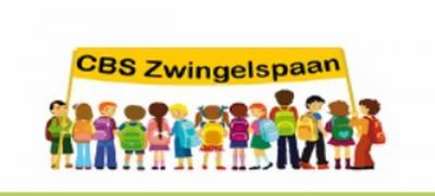 Basisschool Zwingelspaan heeft sinds 1850 gebloeid in de gelijknamige buurtschap, maar heeft na afloop van schooljaar 2015-2016 de deuren moeten sluiten omdat zij onder de opheffingsnorm kwam en de prognoses niet positief waren.