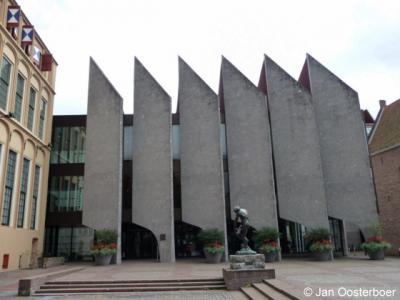 Zwolle, stadhuis