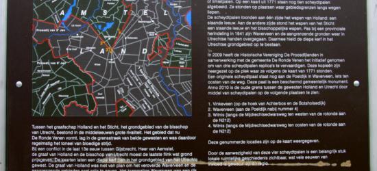 Achterbos, hier kun je lezen hoe het zit met de scheydtpaal die in deze buurtschap staat