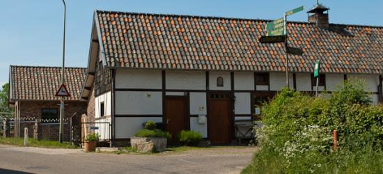 Crapoel (buurtschap van Gulpen), Straatbeeld.