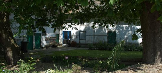 Crapoel (buurtschap van Gulpen), Traditioneel boerenerf met kastanjeboom