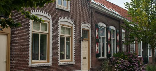 Sint Laurens, woonhuizen