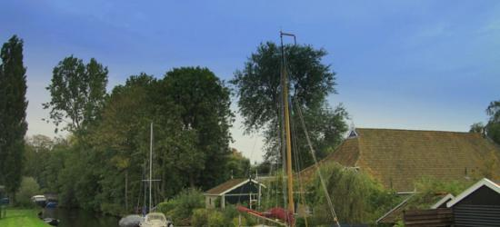IJlst, een van de Friese elf steden