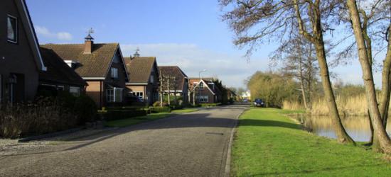 Molenpolder, een buurtschap ten noorden van de stad Utrecht