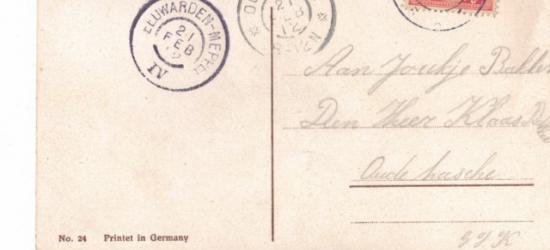 Het dorp met de huidige naam Nij Beets heeft tot 1950 Nieuw Beets geheten. Die plaatsnaam zie je dus bijv. op poststempels en ansichtkaarten tot 1950.