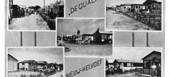 Polder De Quack was door haar ligging in bosrijk gebied en aan het water (Haringvliet/Deltageul) al vroeg aantrekkelijk voor het toerisme. Ook nu nog zijn er diverse bungalowparken.