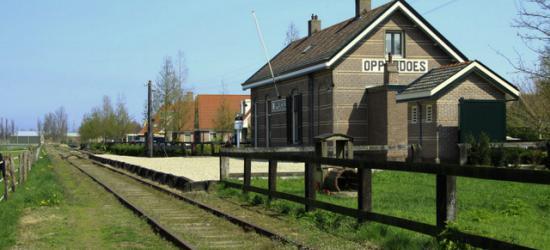 Ook Opperdoes heeft een station aan de Museum lijn.