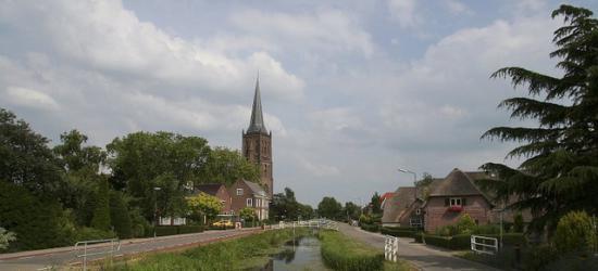 Dorpsgezicht Schalkwijk, met de Sint Michaëlkerk