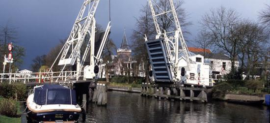 Vreeland, Vechtbrug ca 1995