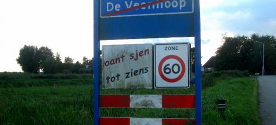 De Veenhoop is een dorp in de provincie Fryslân, gemeente Smallingerland.