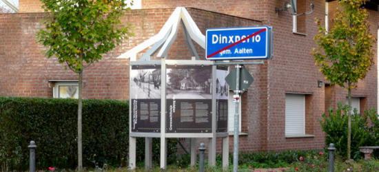 Dinxperlo is een dorp in de provincie Gelderland, in de streek Achterhoek, gemeente Aalten. Het was een zelfstandige gemeente t/m 2004.