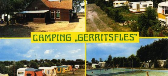 Gerritsfles, de gelijknamige camping was decennialang populair. In 2002 is de camping opgeheven, nadien afgebroken, gesaneerd en 'teruggegeven aan de natuur'.