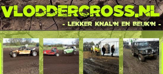 """De jaarlijkse Vloddercross (autocross met oude auto's) in Glanerbrug heeft als motto: """"Lekker knal'n en beuk'n"""". Als je de foto's en video's van het evenement bekijkt (zie kopje Jaarlijkse evenementen), snap je waarom ze dat motto hebben :-)"""