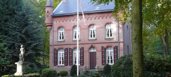 Gorp, neogotisch jachthuis, ook wel 'het kasteel' genoemd.