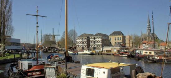 Gouda, Stadsgezicht (© Jan Dijkstra, Houten)