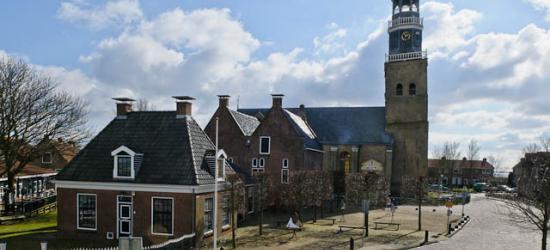 Hindeloopen, Museum Hindeloopen is gevestigd in het voormalige stadhuis uit 1683