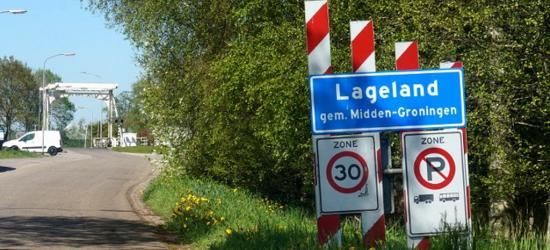 Lageland is een dorp in de provincie Groningen, in de streek Duurswold, in deels gemeente Midden-Groningen (t/m 2017 gemeente Slochteren), deels gemeente Groningen (t/m 2016 gemeente Slochteren).